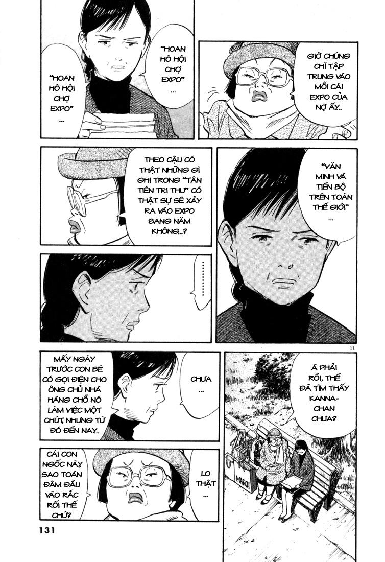 20th Century Boys chapter 94 trang 23
