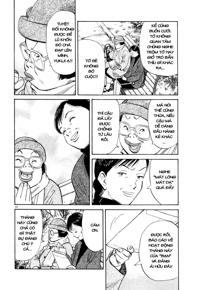 20th Century Boys chapter 94 trang 21