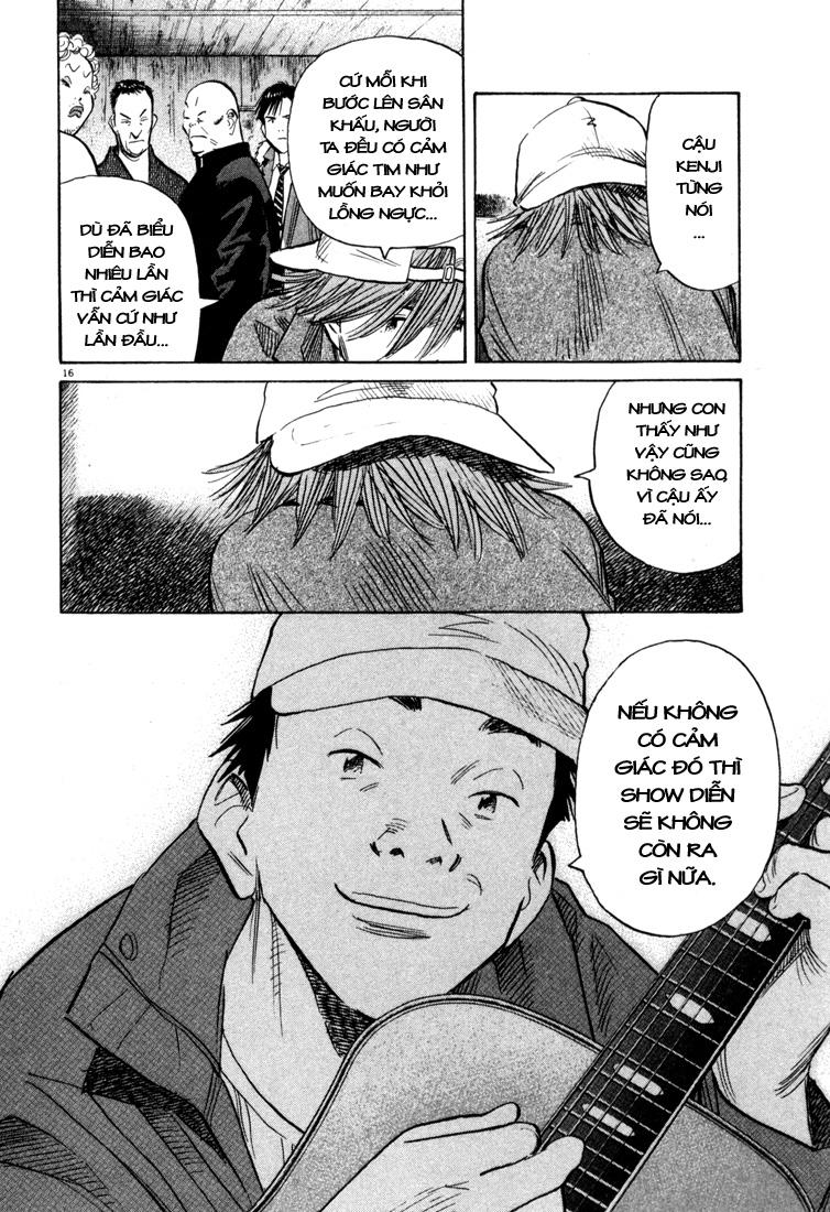 20th Century Boys chapter 94 trang 33