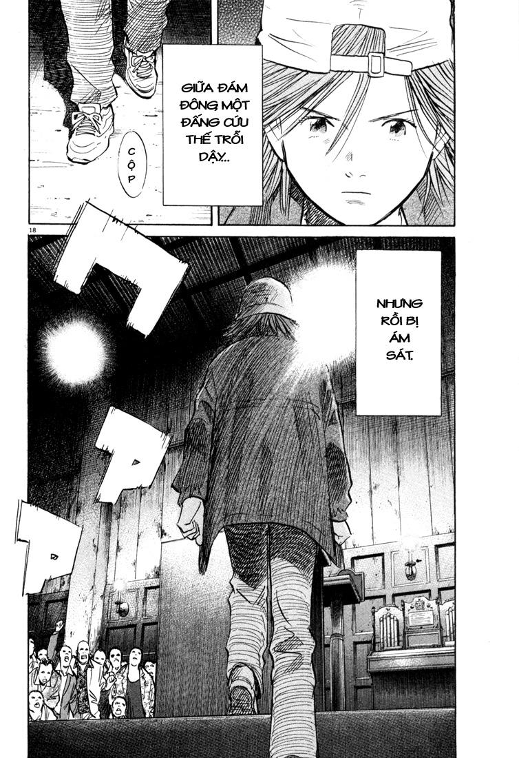 20th Century Boys chapter 94 trang 37