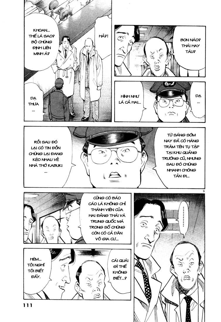 20th Century Boys chapter 93 trang 19