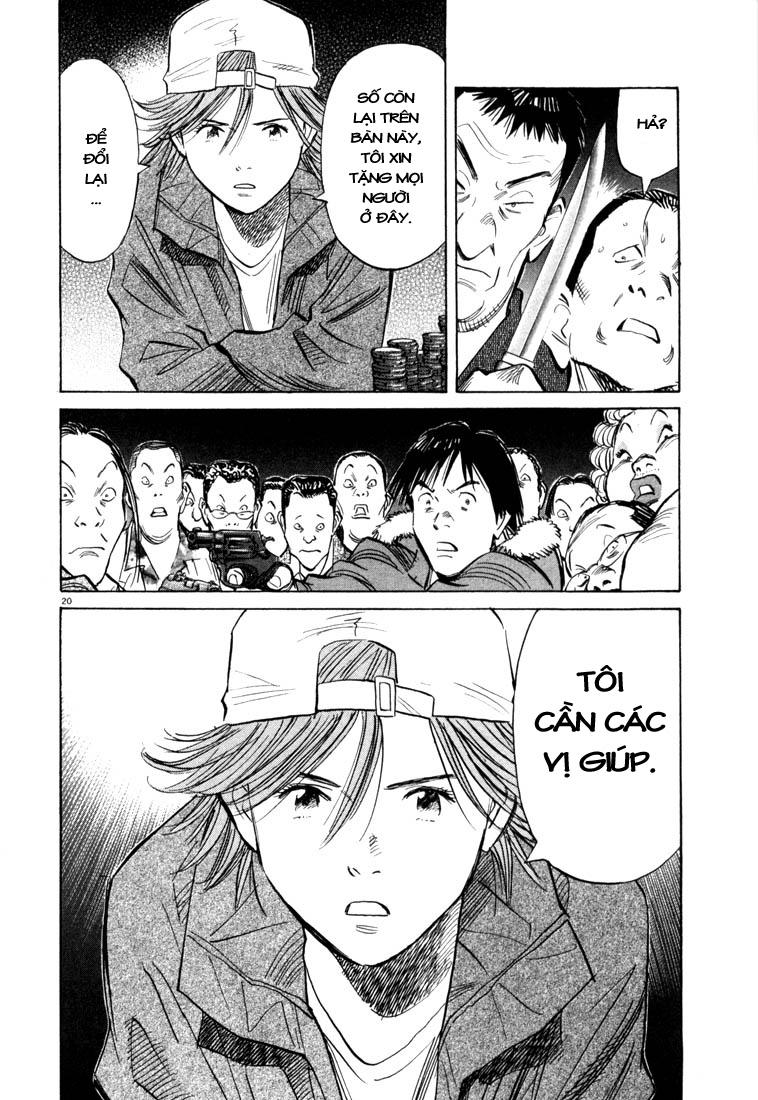20th Century Boys chapter 91 trang 40