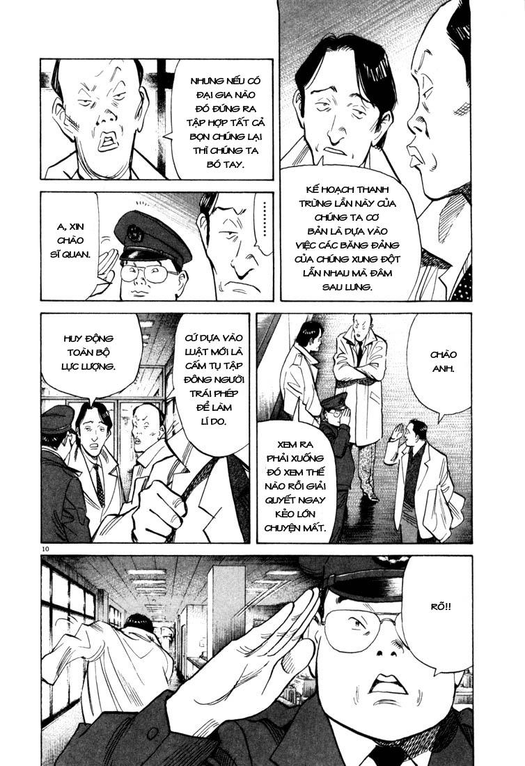 20th Century Boys chapter 93 trang 21