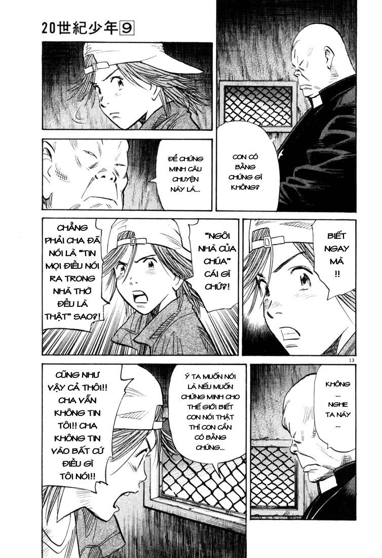 20th Century Boys chapter 93 trang 27