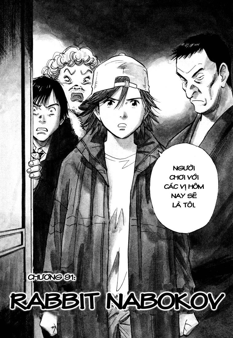 20th Century Boys chapter 91 trang 4
