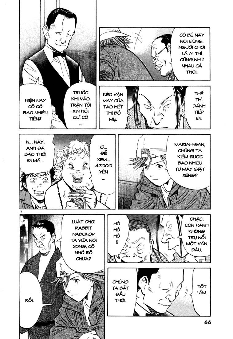 20th Century Boys chapter 91 trang 8