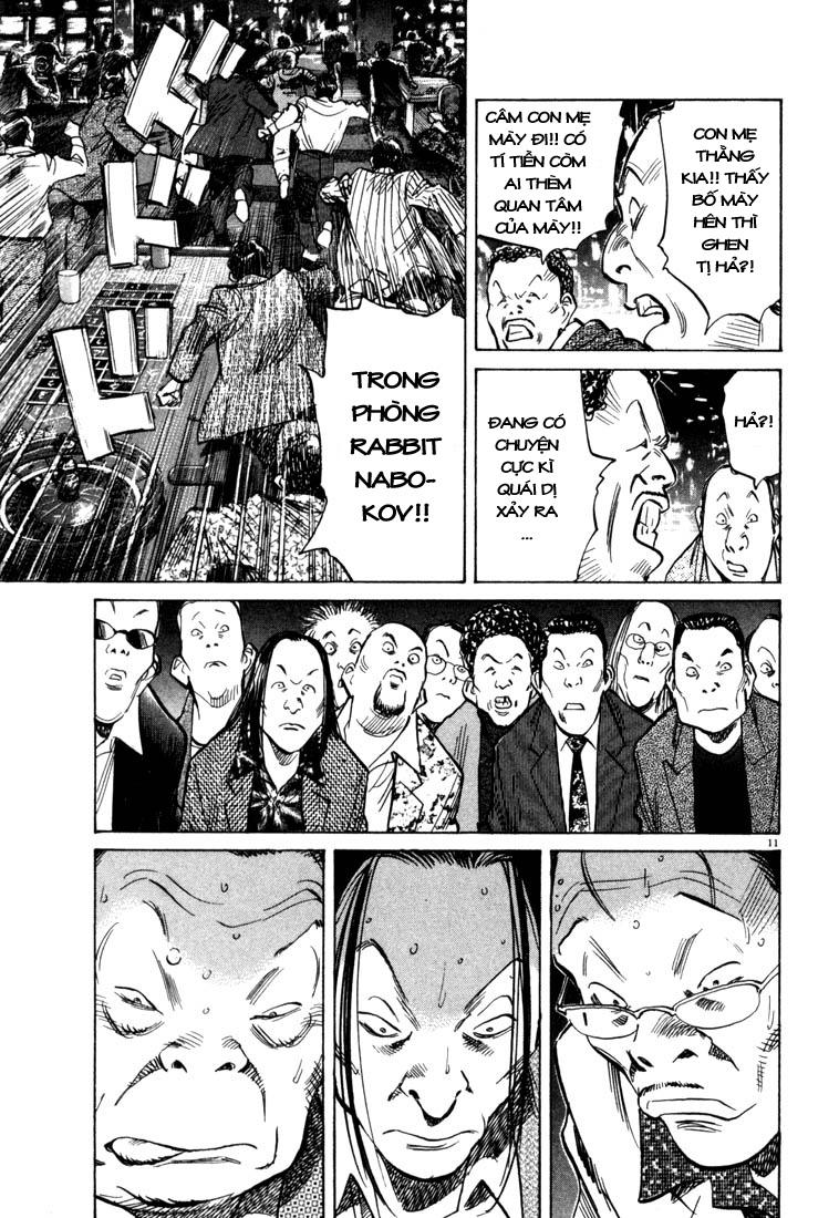 20th Century Boys chapter 91 trang 22