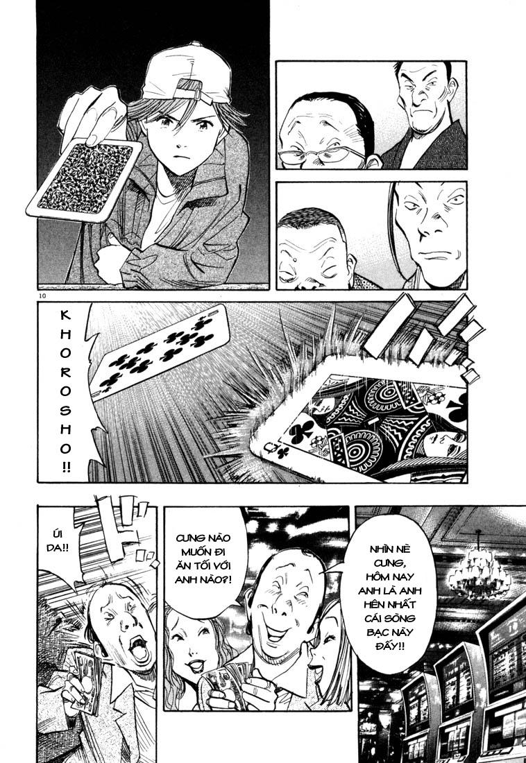 20th Century Boys chapter 91 trang 20