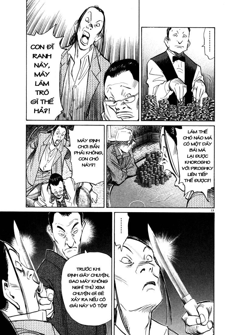 20th Century Boys chapter 91 trang 26