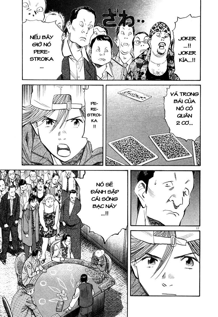 20th Century Boys chapter 91 trang 34