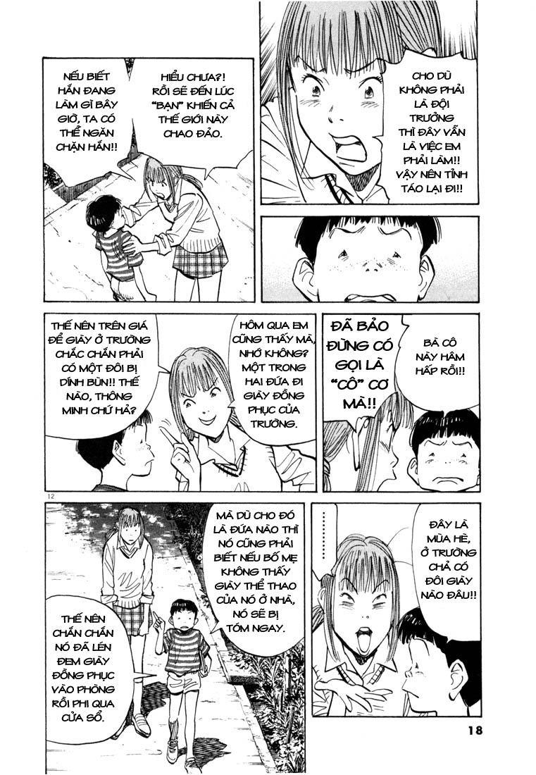 20th Century Boys chapter 88 trang 30