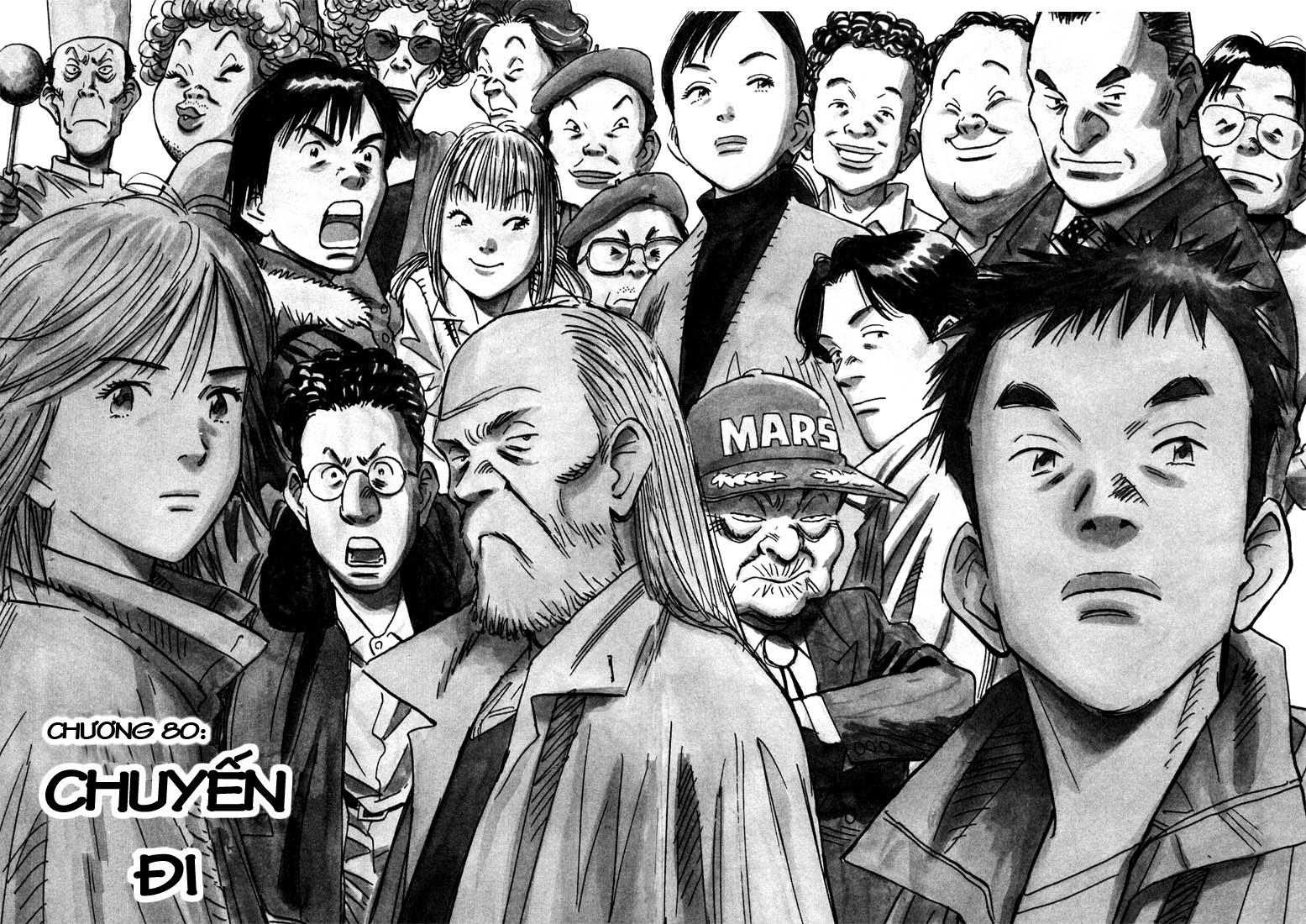 20th Century Boys chapter 80 trang 3
