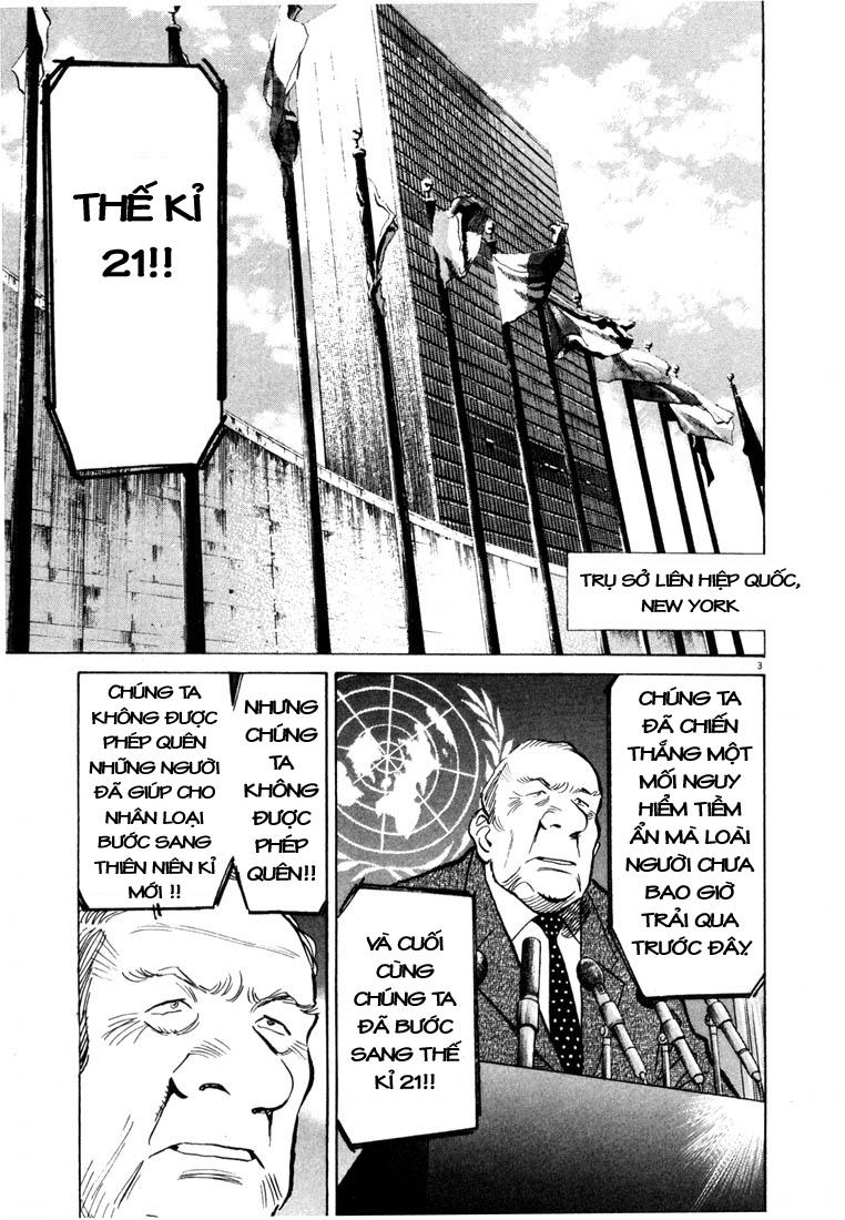 20th Century Boys chapter 80 trang 7