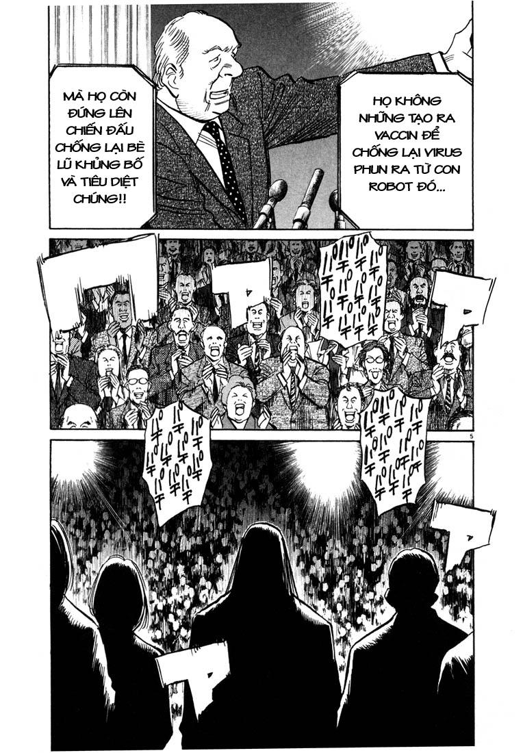 20th Century Boys chapter 80 trang 11