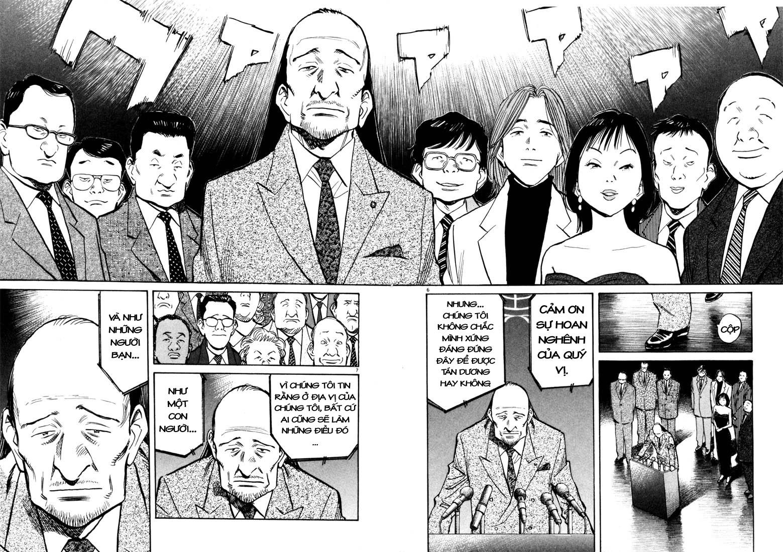 20th Century Boys chapter 80 trang 13