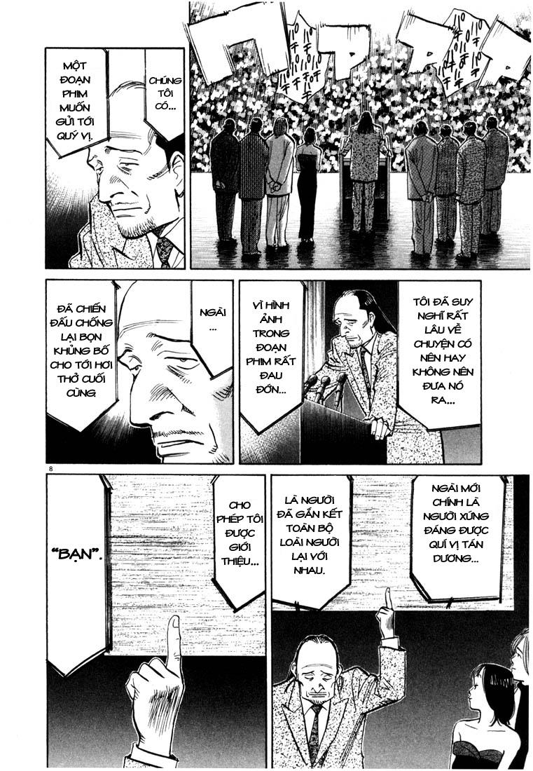 20th Century Boys chapter 80 trang 15