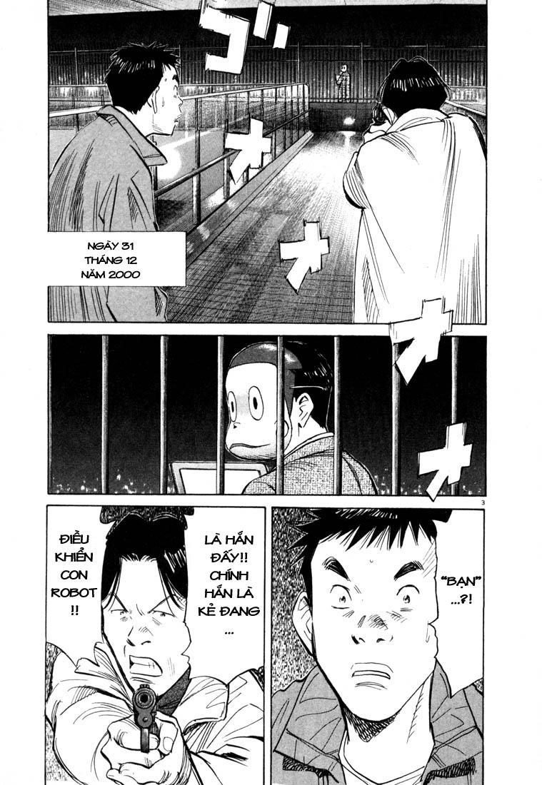 20th Century Boys chapter 74 trang 9