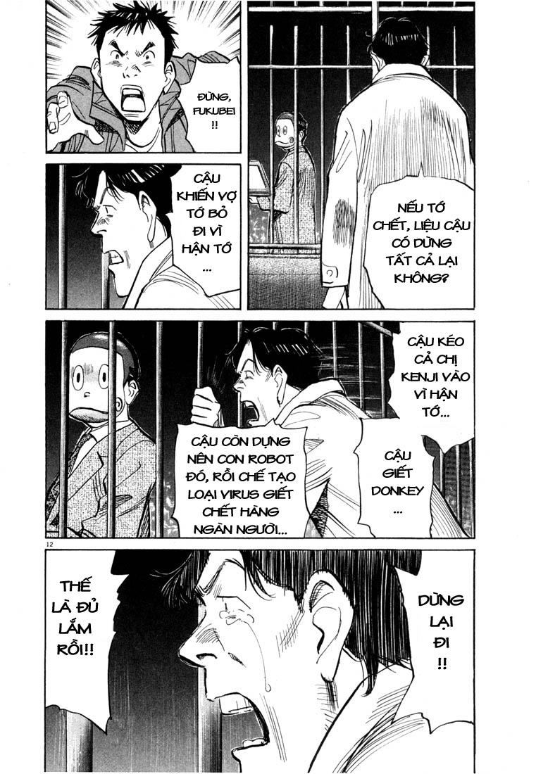 20th Century Boys chapter 74 trang 27