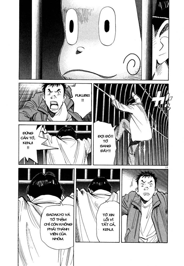 20th Century Boys chapter 74 trang 29