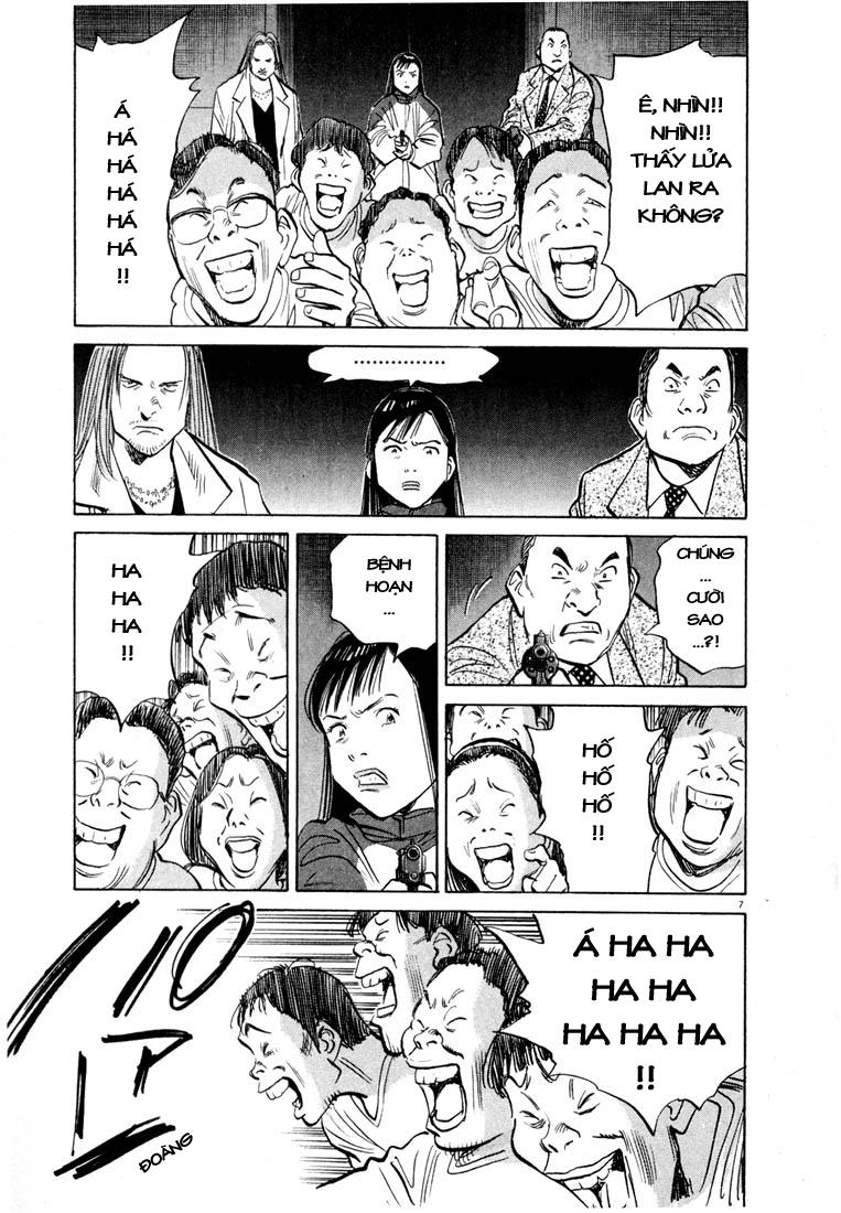 20th Century Boys chapter 73 trang 14