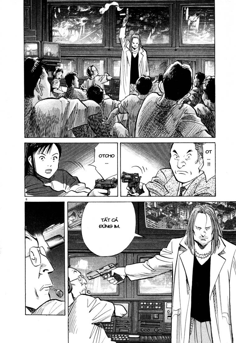 20th Century Boys chapter 73 trang 16
