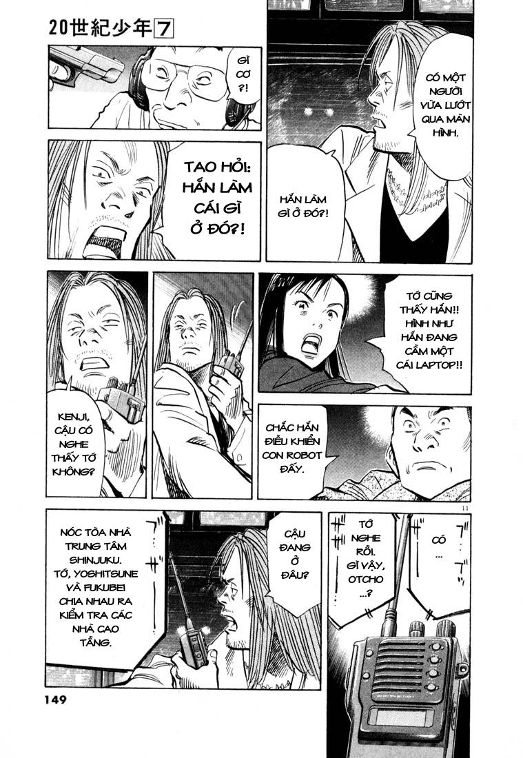 20th Century Boys chapter 73 trang 22