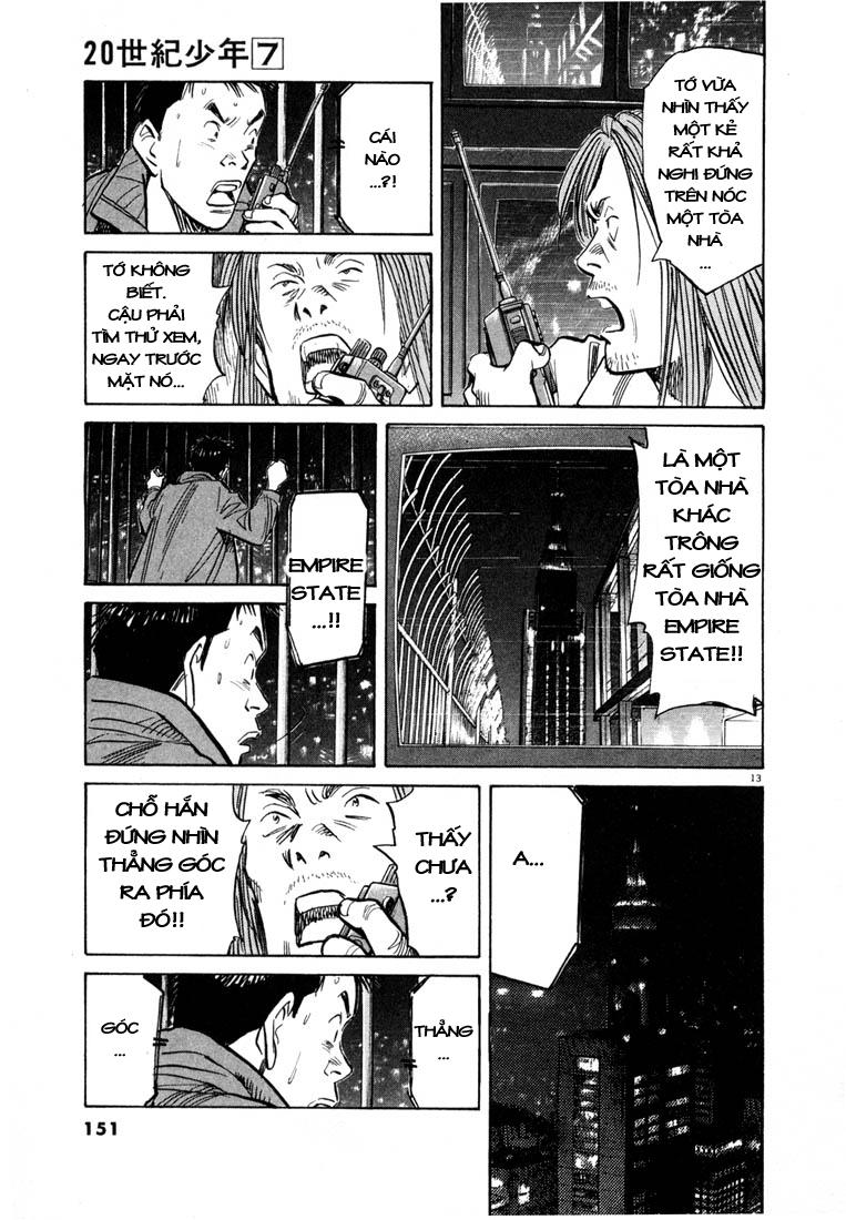 20th Century Boys chapter 73 trang 26