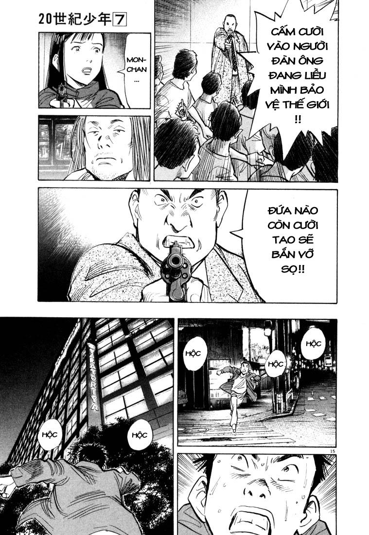 20th Century Boys chapter 73 trang 30