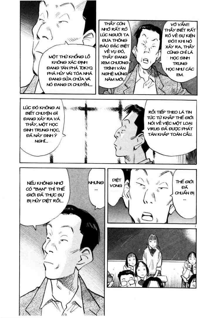 20th Century Boys chapter 70 trang 15