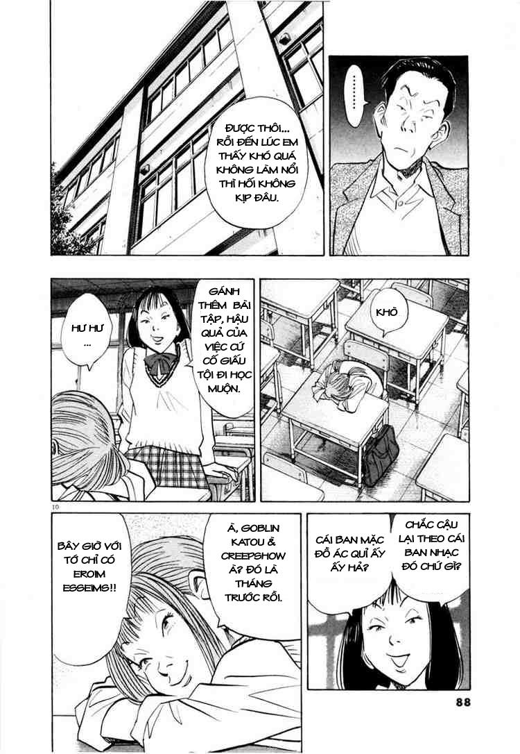 20th Century Boys chapter 70 trang 21