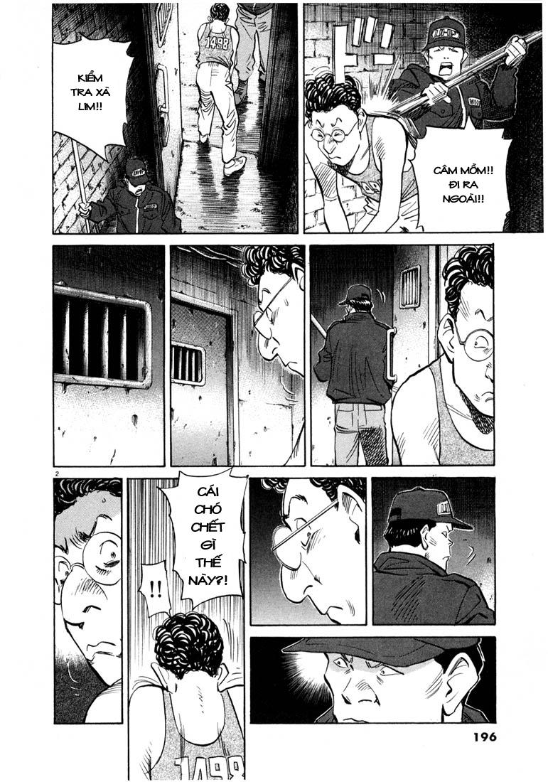 20th Century Boys chapter 65 trang 4