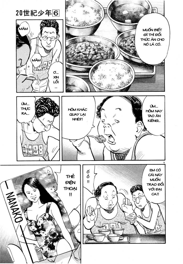 20th Century Boys chapter 65 trang 18