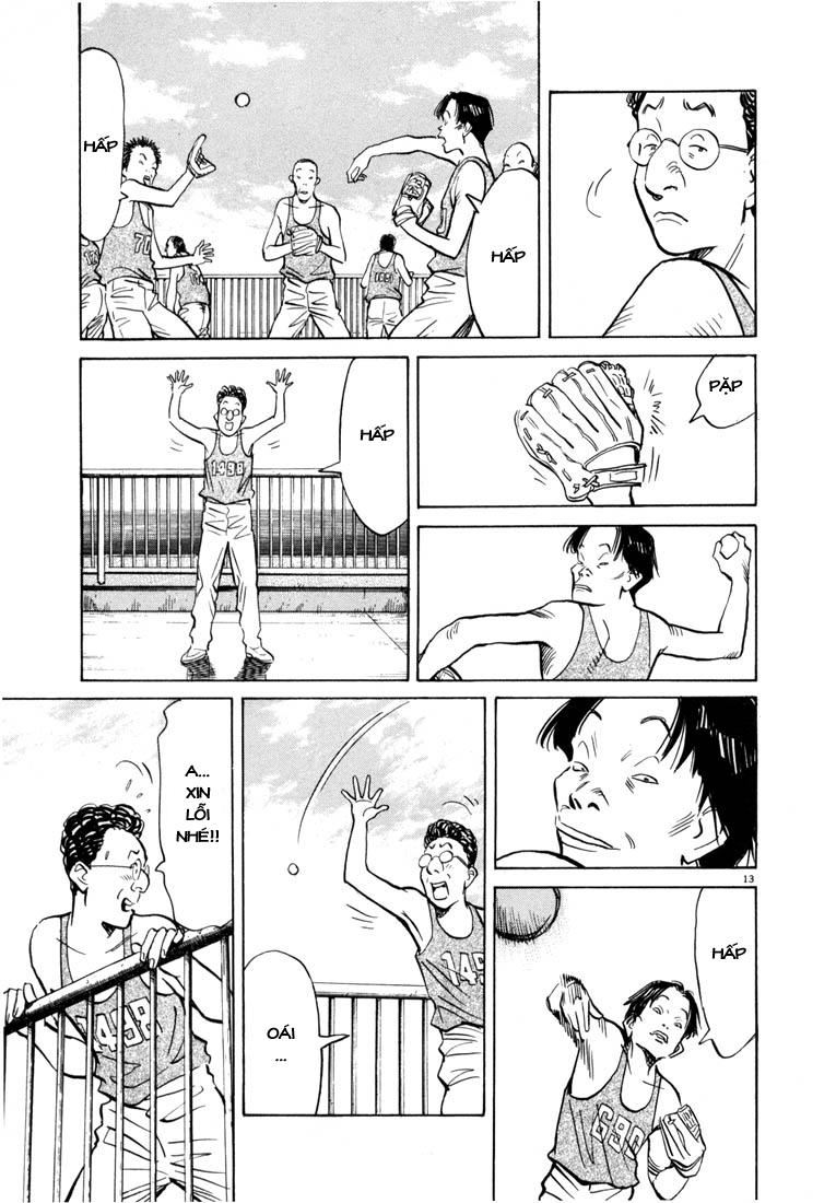 20th Century Boys chapter 65 trang 26