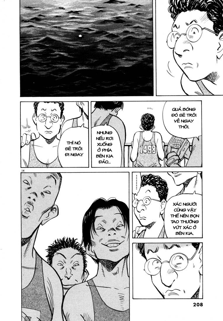 20th Century Boys chapter 65 trang 28