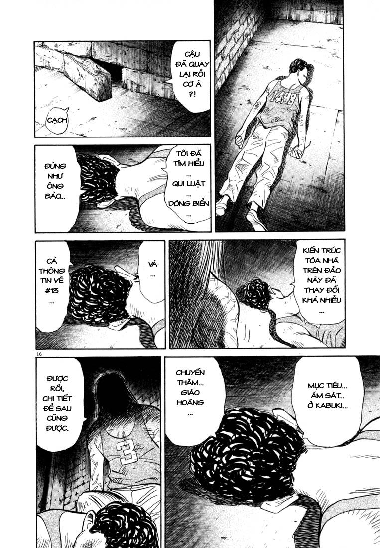 20th Century Boys chapter 65 trang 32