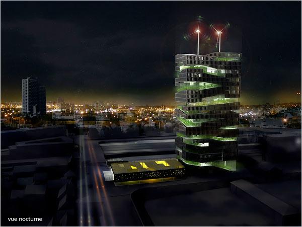 Landscape+Urbanism: Vertical Agriculture (Back to Earth)