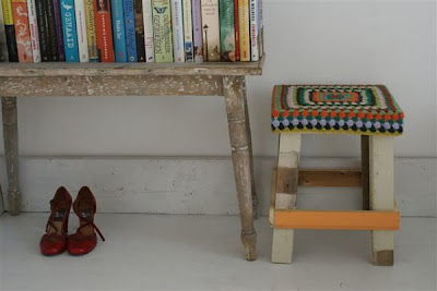 Surprising Wood Wool Stool Poppytalk Pdpeps Interior Chair Design Pdpepsorg