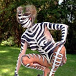 Full Body Painting Women ~ Learn drawing