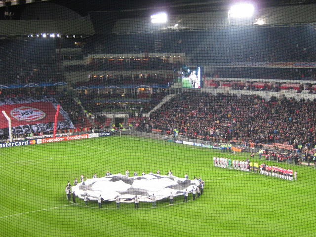 Liverpool v PSV