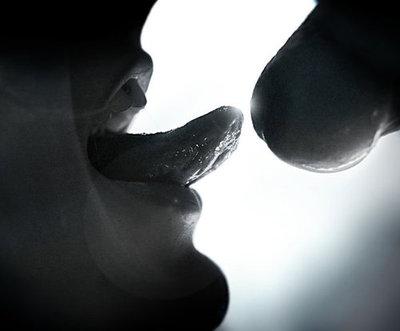 Lick my precum