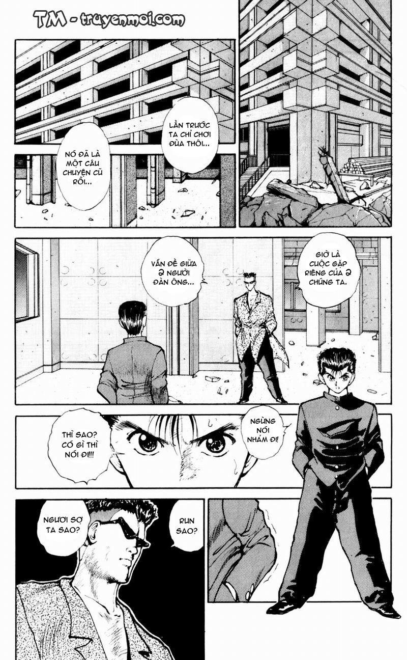 Hành trình của Uduchi chap 051: tôi phải mạnh mẽ hơn nữa! trang 12