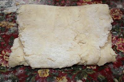 Homemade Puff Pastry | myhumblekitchen.com