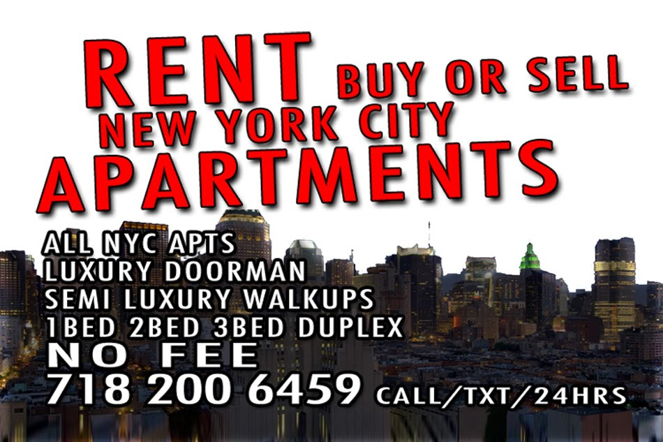 MANHATTAN APARTMENTS FOR RENT NYC APTS FOR SALE: NEW YORK ...