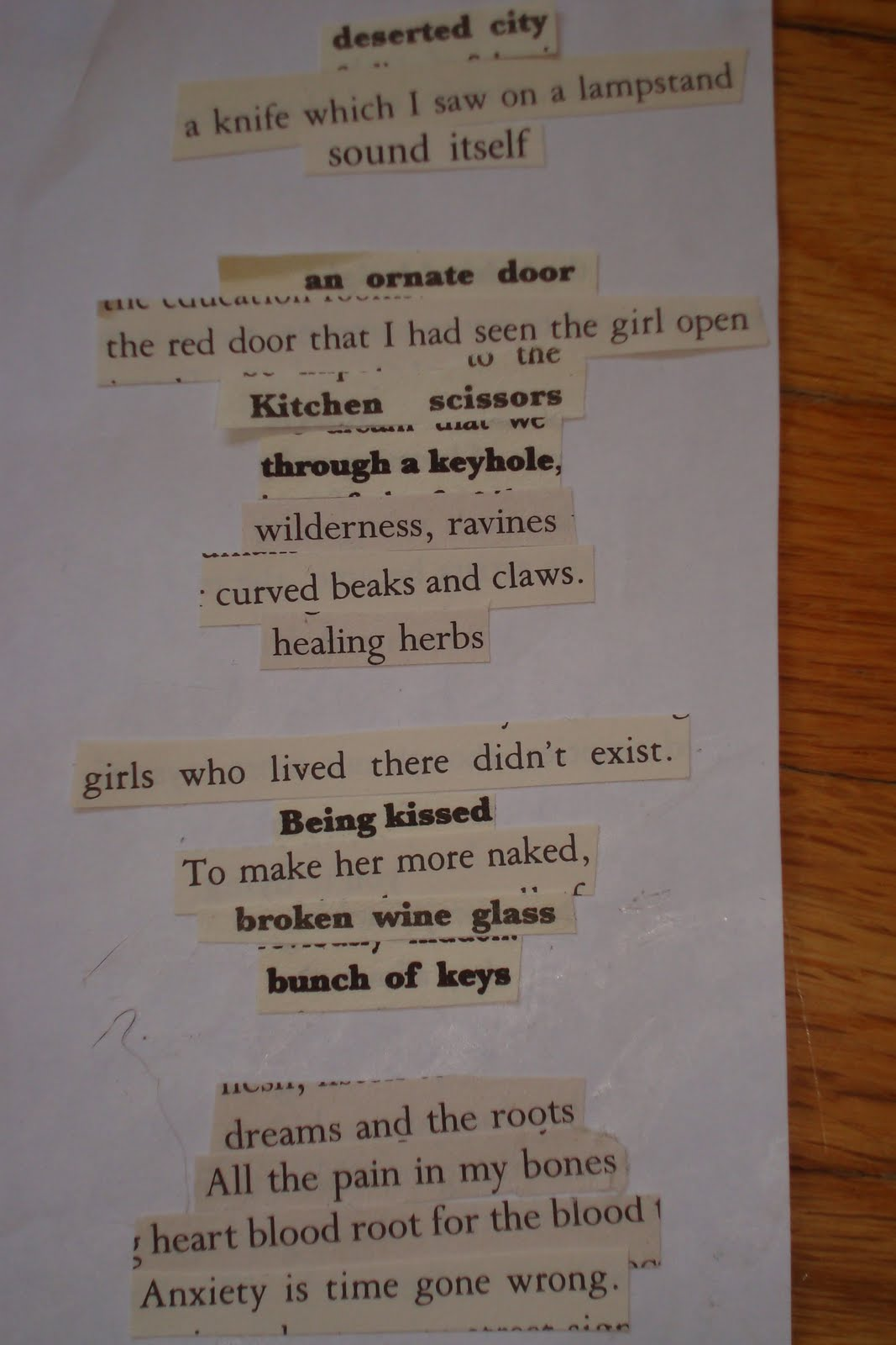 Pin Cutting-wrists-poems-image-search-results on Pinterest