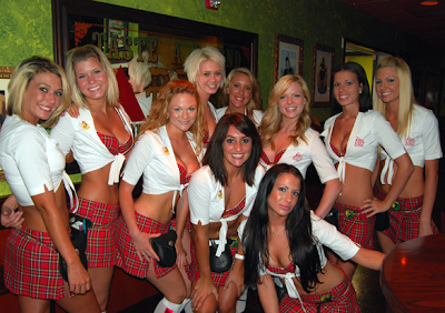 Paid To Party Tilted Kilt Is Another Revealing Restaurant