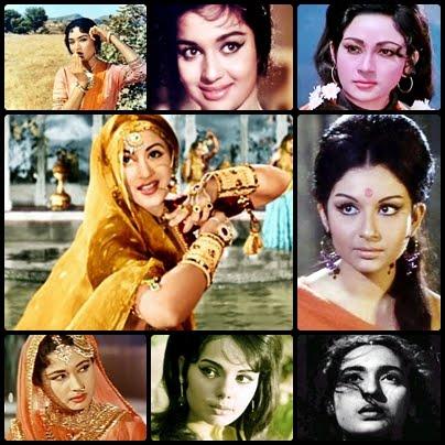 Cinema Indiano Atrizes Mais Famosas Dos Anos 60