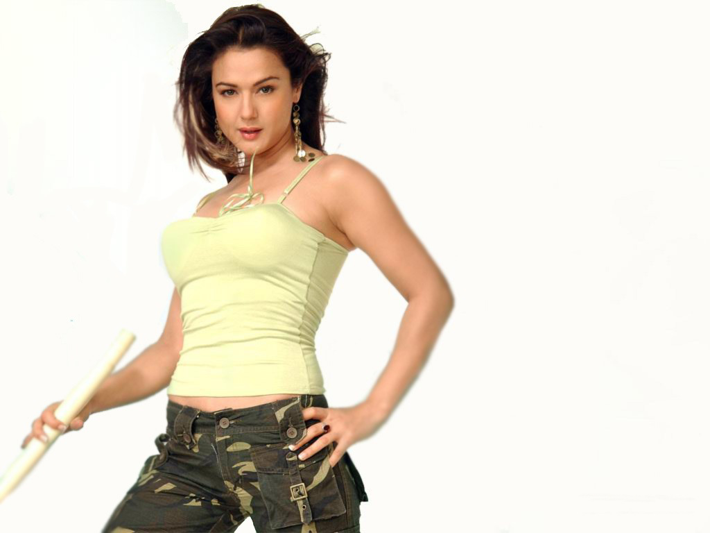 Sexy Indian Wallpapers Preity Zinta Hot Wallpapers 2012-7435