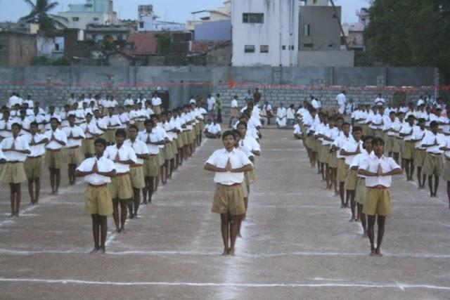 RSS Sangh Shiksha Varga, at Palakode