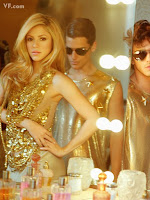 Shakira in Vanity Fair