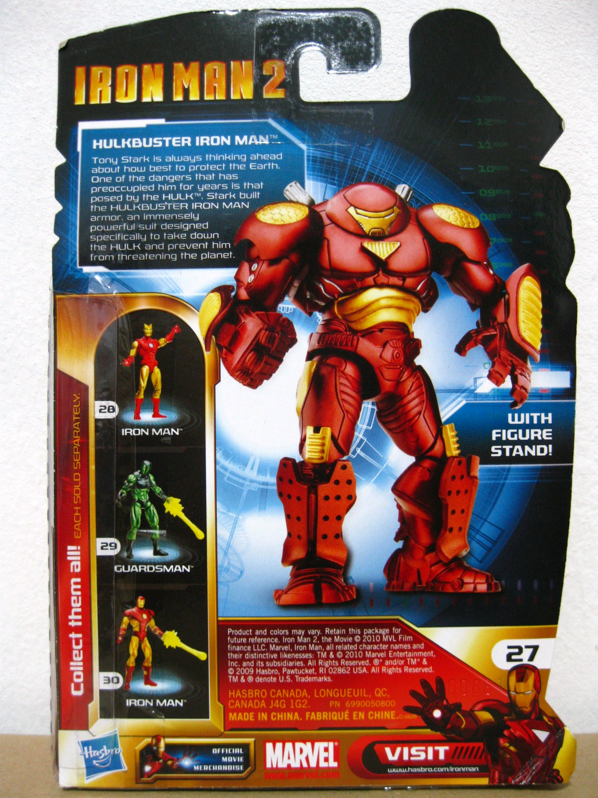 Marvel Iron Man Mark II - Armor Unleashed Version Sixth Scal ...